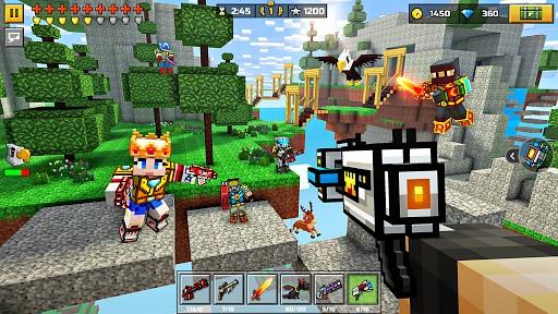 Games Like Pixel Gun 3D