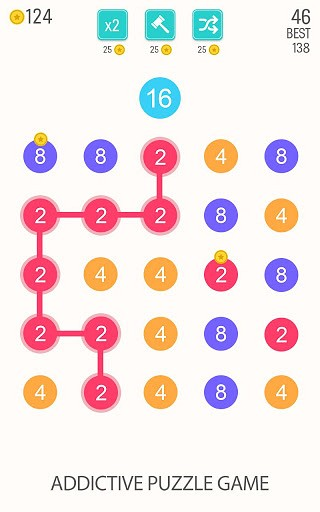 Games Like 2 For 2: Connect the Numbers Puzzle