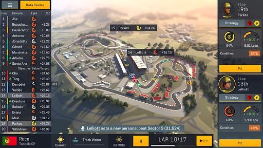 Games Like Motorsport Manager Mobile 2