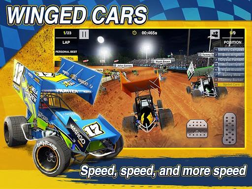 Games Like Dirt Trackin Sprint Cars