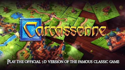 Games Like Carcassonne: Official Board Game -Tiles & Tactics
