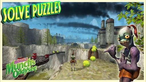 Games Like Oddworld: Munch's Oddysee