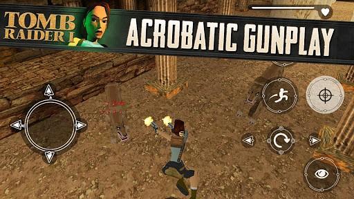 Games Like Tomb Raider I