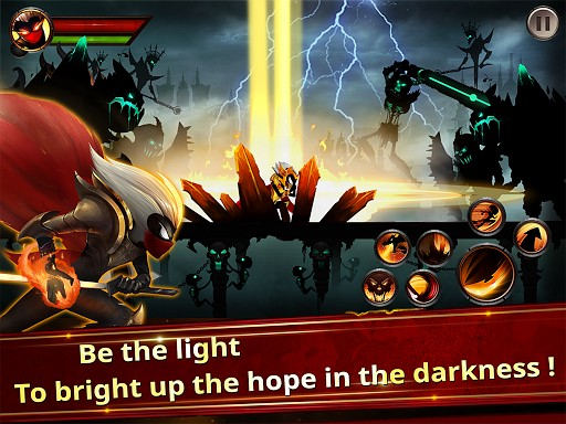 Games Like Stickman Legends: Shadow Wars