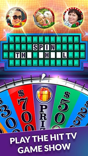 Wheel of Fortune Free Play: Game Show Word Puzzles is like Family Feud Live!