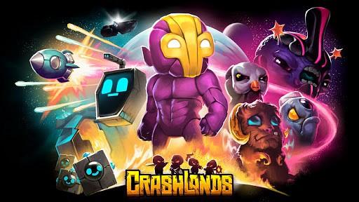 Crashlands is like Don't Starve: Pocket Edition