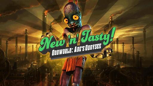Oddworld: New 'n' Tasty is like Oddworld: Munch's Oddysee