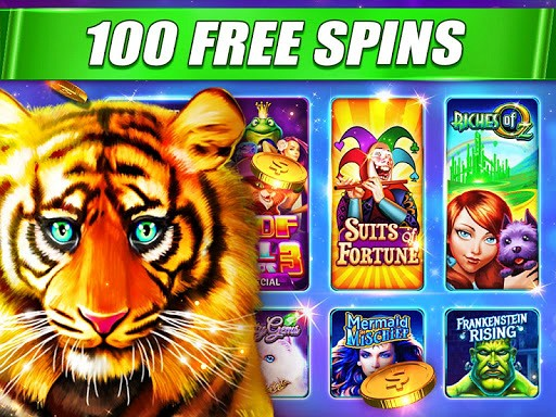 Free Slots Casino - Play House of Fun Slots screenshot