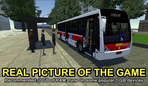 Proton Bus Simulator (BETA) screenshot