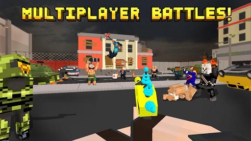 Pixel Fury: Multiplayer in 3D vs Pixel Gun 3D