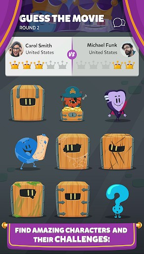 Trivia Crack Kingdoms vs Fight List - Categories Game