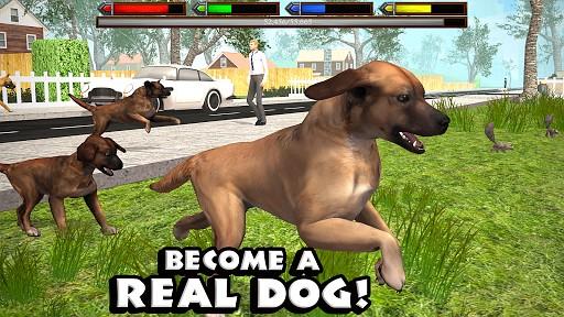 Ultimate Dog Simulator vs Motorsport Manager Mobile 2