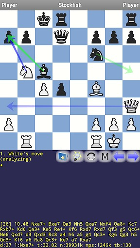 DroidFish Chess vs Chess
