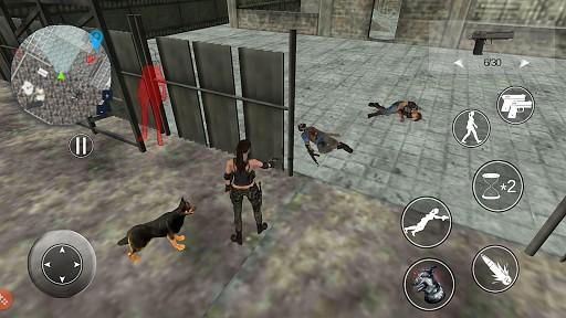 Catacomb Raider vs Tomb Raider I