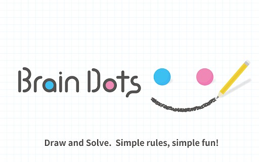 Brain Dots game