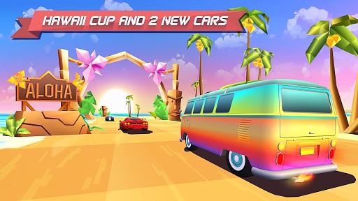 Horizon Chase - World Tour game