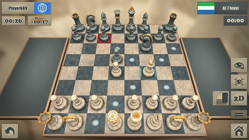 Real Chess game