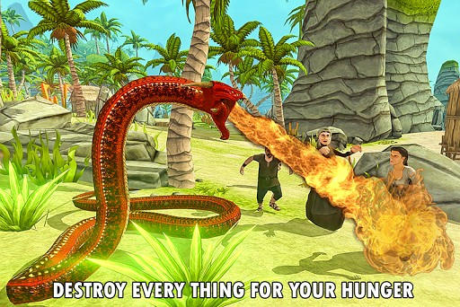 Wild Anaconda Animals Hunter game