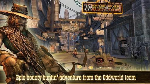 Oddworld: Stranger's Wrath game