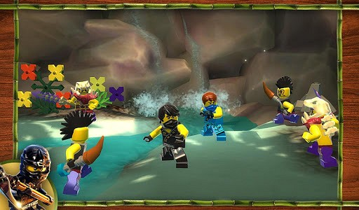 LEGO® Ninjago: Shadow of Ronin game