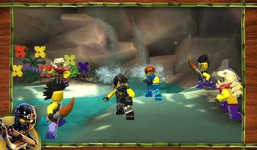 LEGO® Ninjago: Shadow of Ronin game