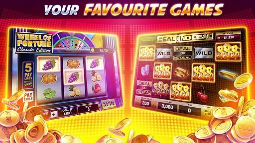 Heutig Einheit Dem Fokus. - Ameristar Casino Kansas City Slot Machine