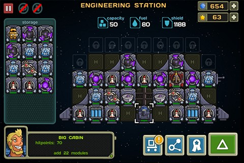 Galaxy Siege 2 similar to Please, Don't Touch Anything