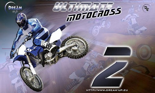 Ultimate MotoCross 2 similar to Ricky Carmichael's Motocross