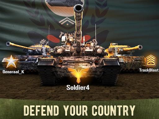 War Machines: Free Multiplayer Tank Shooting Games game like Pixel Gun 3D