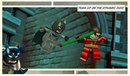 LEGO ® Batman: Beyond Gotham game like LEGO The Lord of the Rings